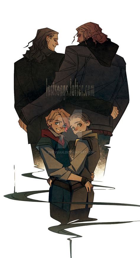 2017-11-19 thorki by zheyuan on DeviantArt