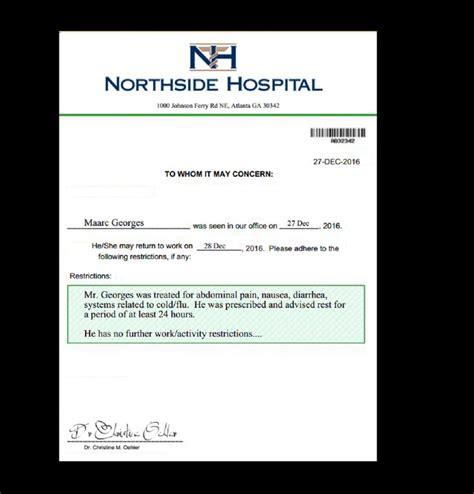 northside hospital emergency release medical injured