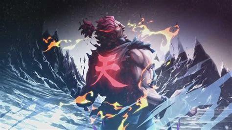 Street Fighter X Tekken Akuma Prologue Youtube