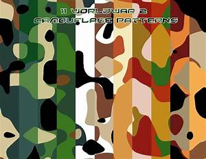 30 Combat Camouflage Textures and Patterns - Creative ...