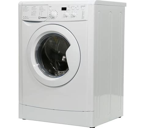 Buy Indesit Ecotime Iwdd7143 Washer Dryer  White Free