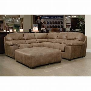 Sectional sofa by jackson furniture wolf and gardiner for Jackson furniture sectional sofa