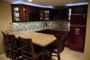 kitchen bar table ideas avon lake basement remodel before and after