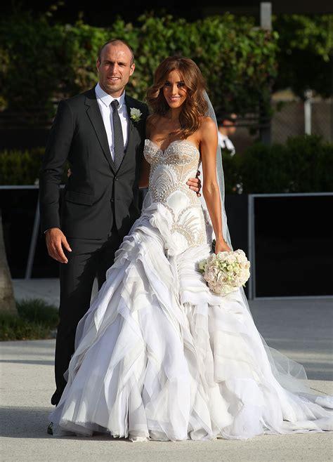 pictures  celebrity wedding dresses including grace