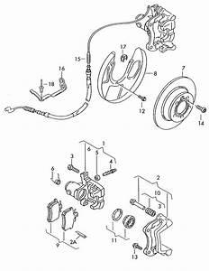 Rear Brake Repair Kits - Sliders  Seals Etc