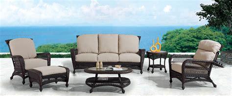 wicker cast aluminium fabrics pvc pipe furniture
