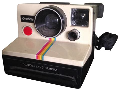 polaroid land onestep vintage polaroid one step land chairish