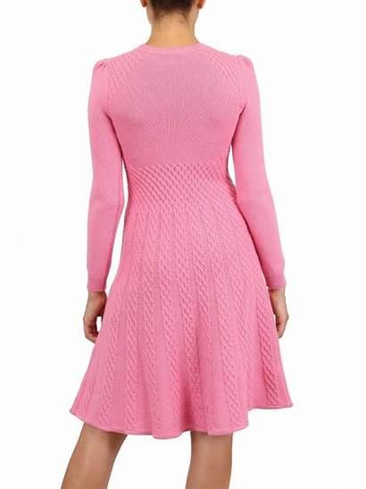 Pink Wool Knit Cashmere Valentino Lyst