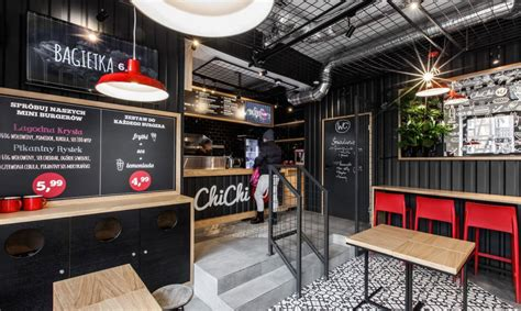 modelina designs shipping container  burger cafe