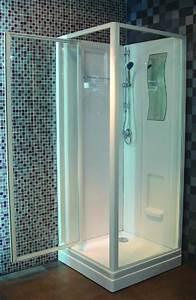 Cabine De Douche 90x120 : cabine de douche concerto 80 x 80 cm acces de face porte ~ Edinachiropracticcenter.com Idées de Décoration