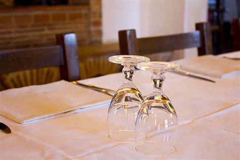 bicchieri ristorante 10 ristorante tavole bicchieri