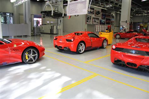 Ferrari Ff Production Line Tour + Flavio Manzoni Interview