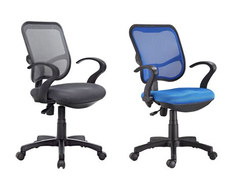 techni mobili mesh task chair with flip up arms walmart