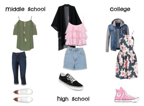 The Chic Cupcake What to Wear on the First Day of School