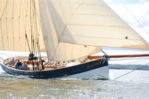 Pilot Cutter Sailboat