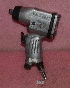 Craftsman Air Impact Wrench Manual