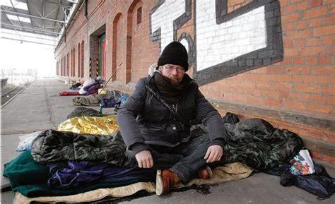 ein obdachloser erzaehlt oldenburger verbringt seinen