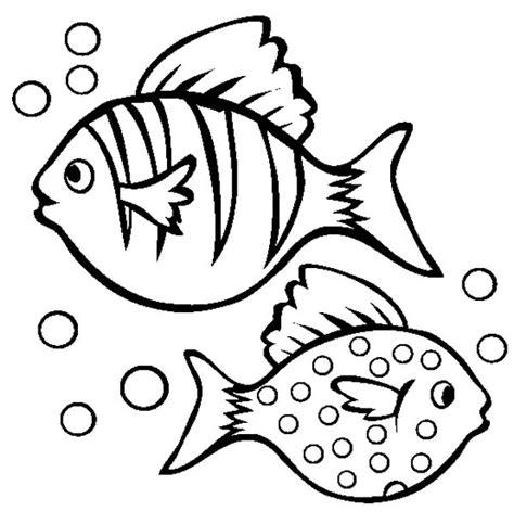 Coloring Gambar Ikan by Fish Ikan Coloring Pages Print Coloring