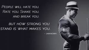 Upcoming SlideS... Workout Haters Quotes