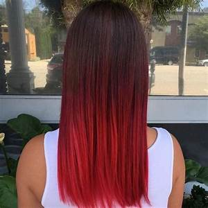 Bright Red Hair Ombre | www.pixshark.com - Images ...