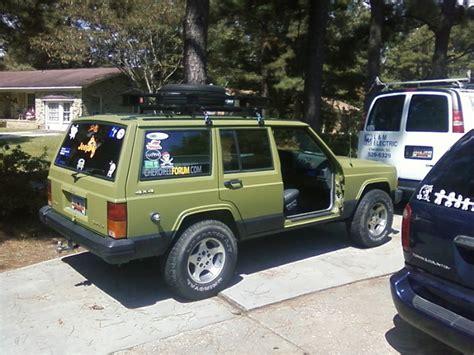 mods easy suspension cherokee jeep cherokees doorless cherokeeforum f59
