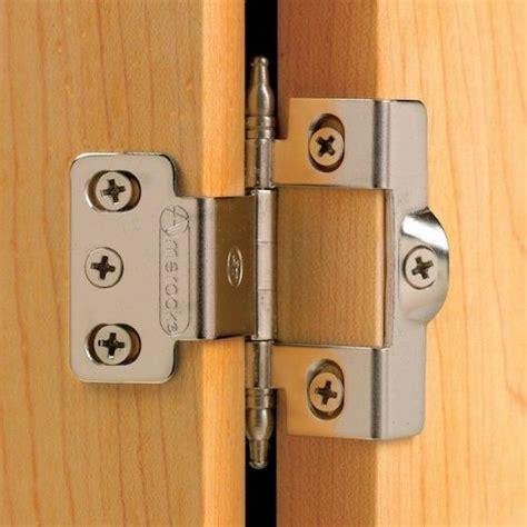 Choosing Cabinet Door Hinges  Sawdust Girl®