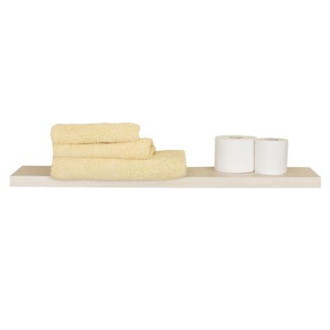 wandregal ohne sichtbare halterung wandboard schwebend ahorn matt ca 90 cm ebay