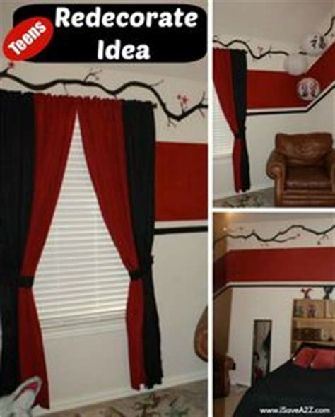curtains on