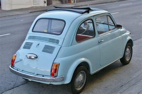 Fiat Of San Francisco by 1967 Fiat 500 F Stock 131202 For Sale Near San Francisco