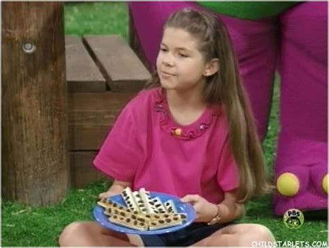 "Who played hannah on barney? Marisa Kuers/Adrianne Kangas/""Barney: Itty Bitty Bugs ..."