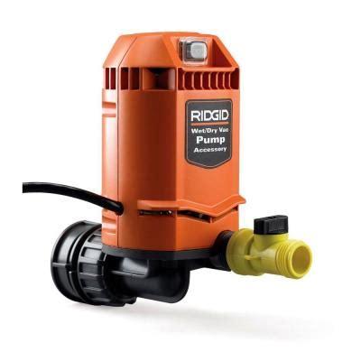 ridgid pump vp2000 the home depot