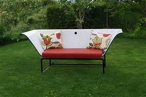 Badewanne Sofa