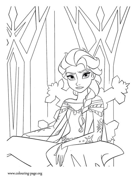Coloring Exles by 17 Best Ideas About Frozen Coloring Sheets On