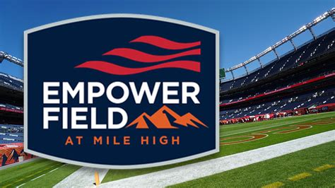 Yankee stadium was the name of the first stadium as well as the current stadium. 'Empower Field At Mile High': Denver Broncos' Stadium Gets ...