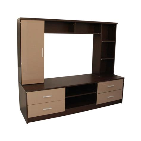 cabinet with tv rack image gallery tv rack