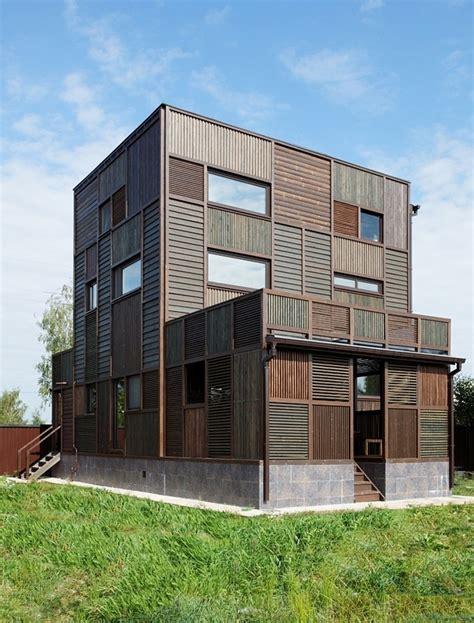 russisches holz sommerhaus ein patchworkhaus aus holz sweet home