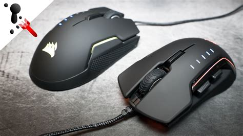 corsair glaive reviewed   person shooters youtube