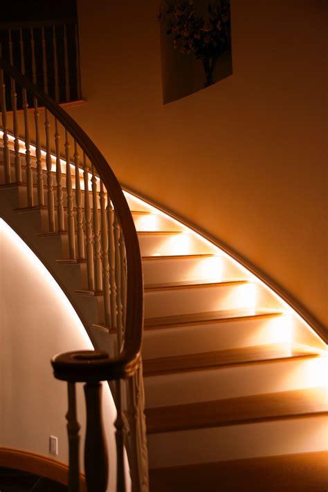LED Staircase Lighting - Flexfire LEDs Blog