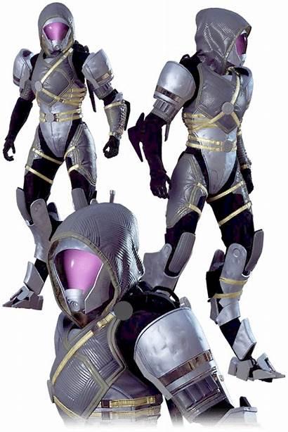 Anthem Armor Mass Effect Packs Quarian Themed