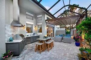 8, Outdoor, Kitchen, Design, Trends, For, Southwest, Florida, Home