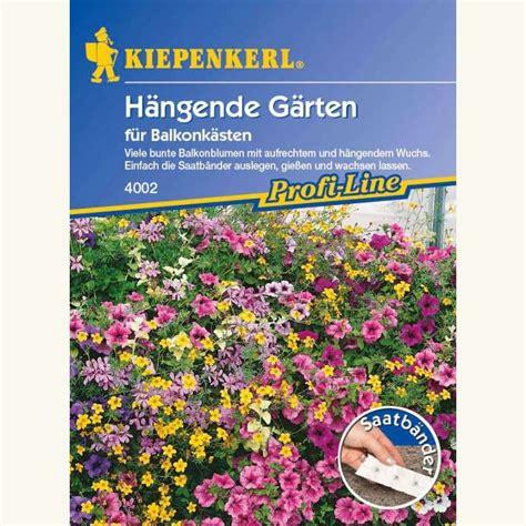 Hängende Blumen Für Balkonkästen by Samen Saatgut H 228 Ngende G 228 Rten F 252 R Balkonk 228 Sten Saatband