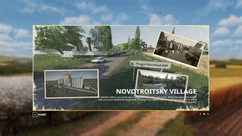 Fs19 Novotroitskiy Map V108 Simulator Games Mods