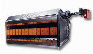 Chauffage Gaz Intérieur : chauffage radiant gaz ~ Premium-room.com Idées de Décoration