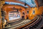 Pasadena Playhouse gets makeover with new carpet and seats ...