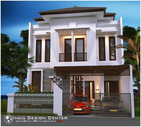 gambar desain rumah minimalis  lantai ukuran