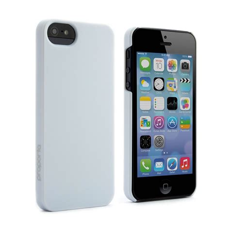 Iphone 5  5s Case  White Proporta