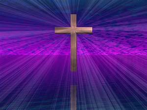 Pretty Purple Backgrounds | Jesus Is My Lord And Savior ...