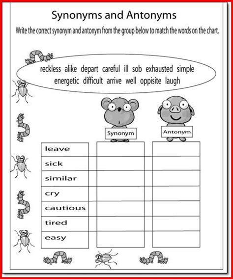 free language arts worksheets language arts worksheets