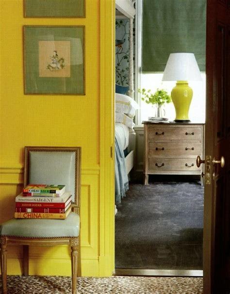 farrow  ball yellowcake   interiors  color