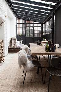 a modern solarium enclosed patio interieur pinterest With tapis jonc de mer avec magasin plan de campagne canapé